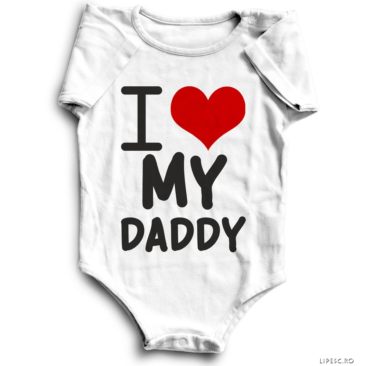 Body i love daddy