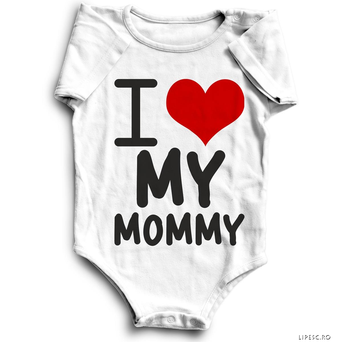 Body i love mommy