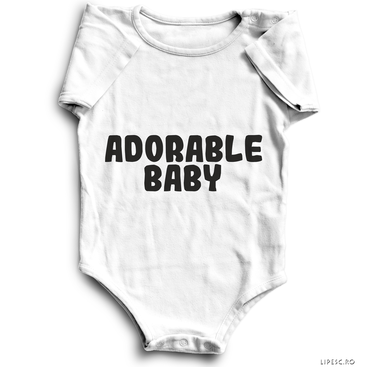 Body personalizat adorable baby