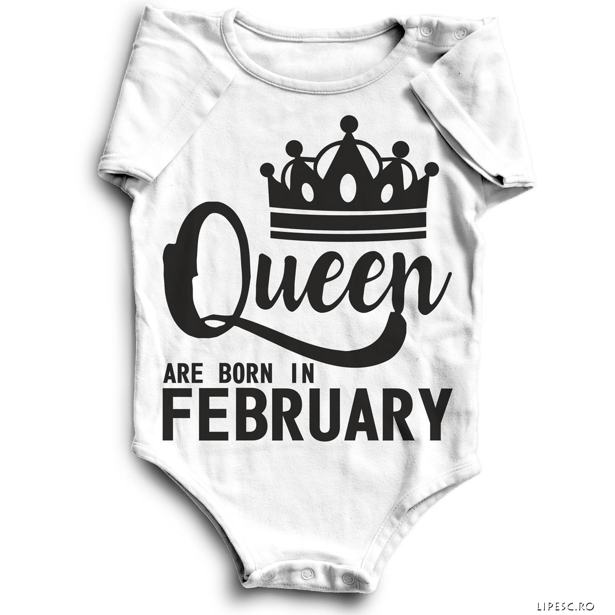 Body personalizat queen are born