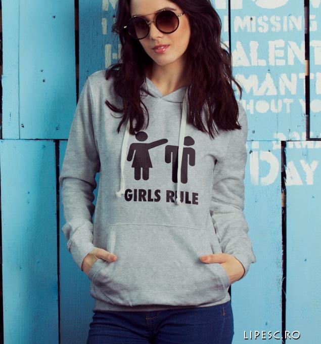Hanorac Girls rule