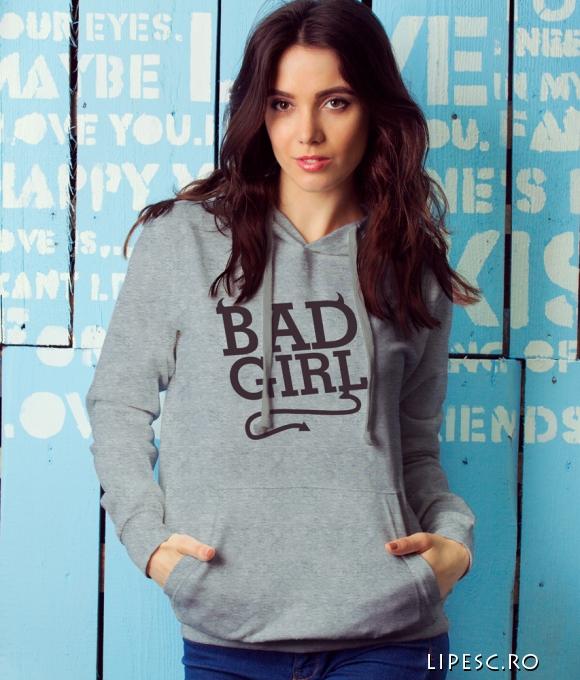 Hanorac bad girl