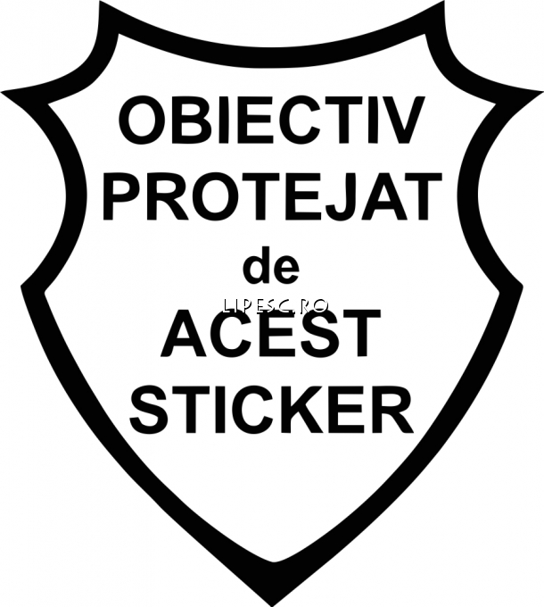 Sticker auto