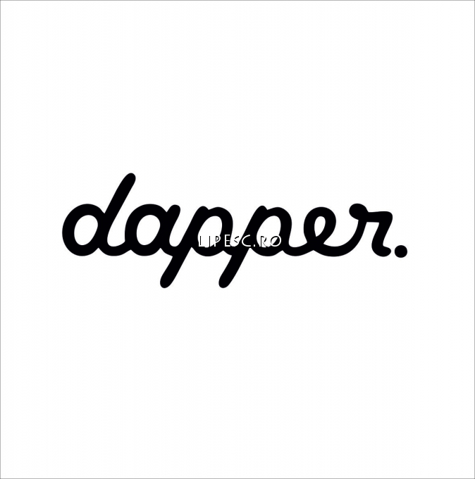 Sticker dapper