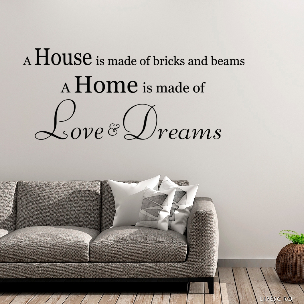 Sticker Home