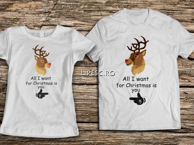 Tricouri pentru craciun
