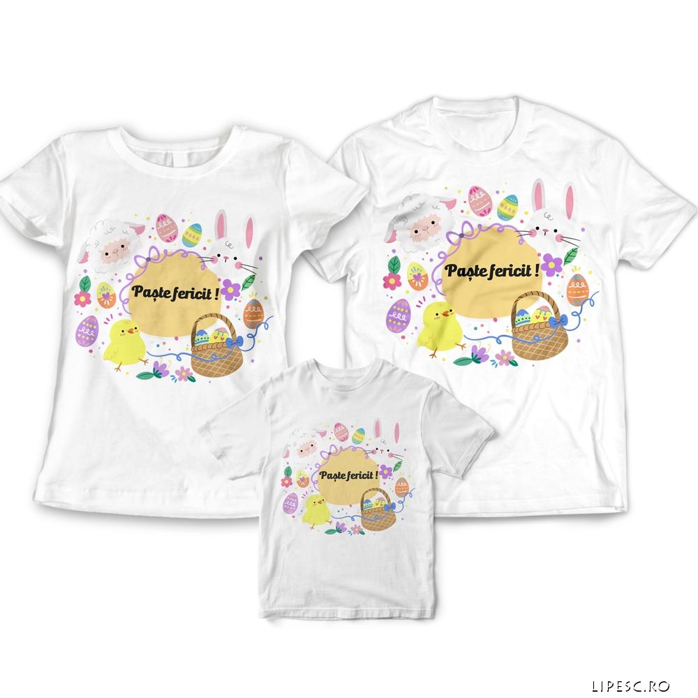 Tricouri pentru Paste