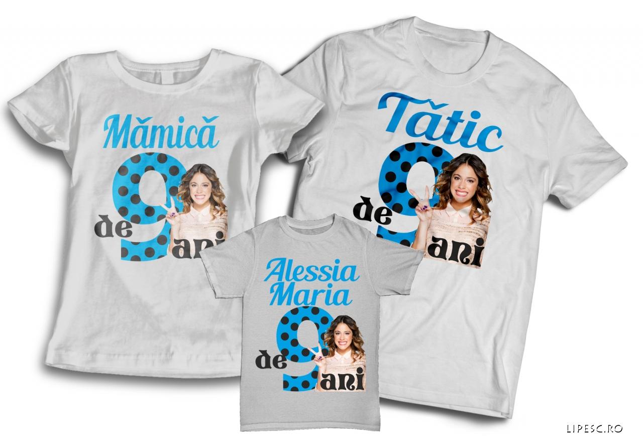 Tricouri pentru aniversarea copilului