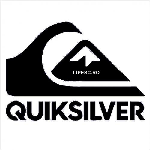 Sticker quik silver
