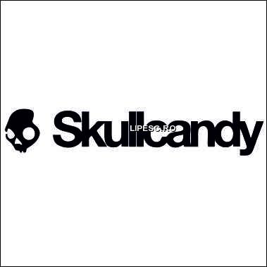 Sticker auto Skull candy