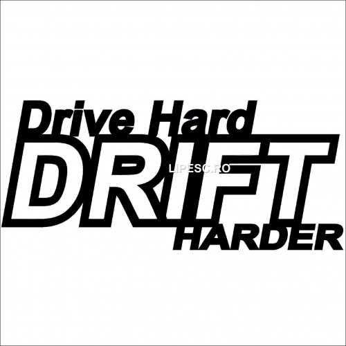 Sticker Drive hard