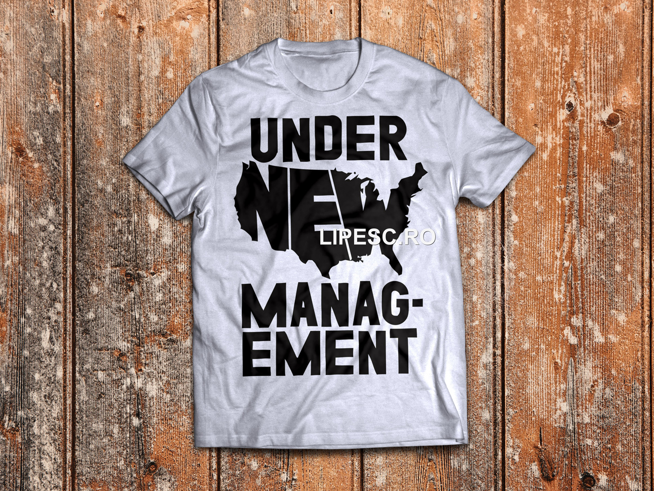 Tricou Under new management
