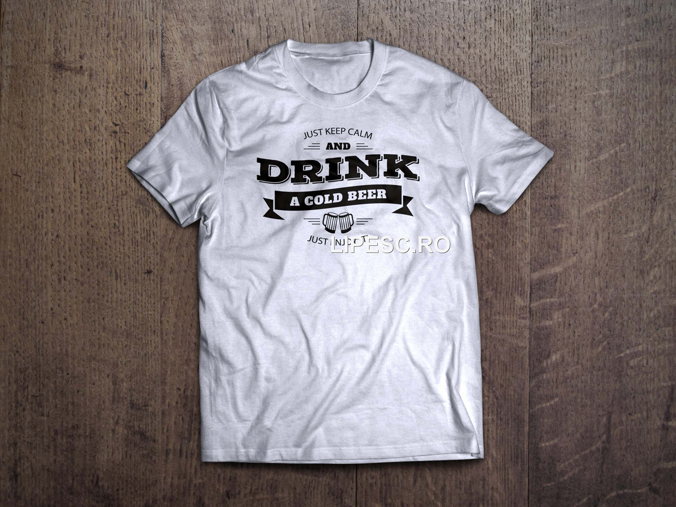 Tricou Beer