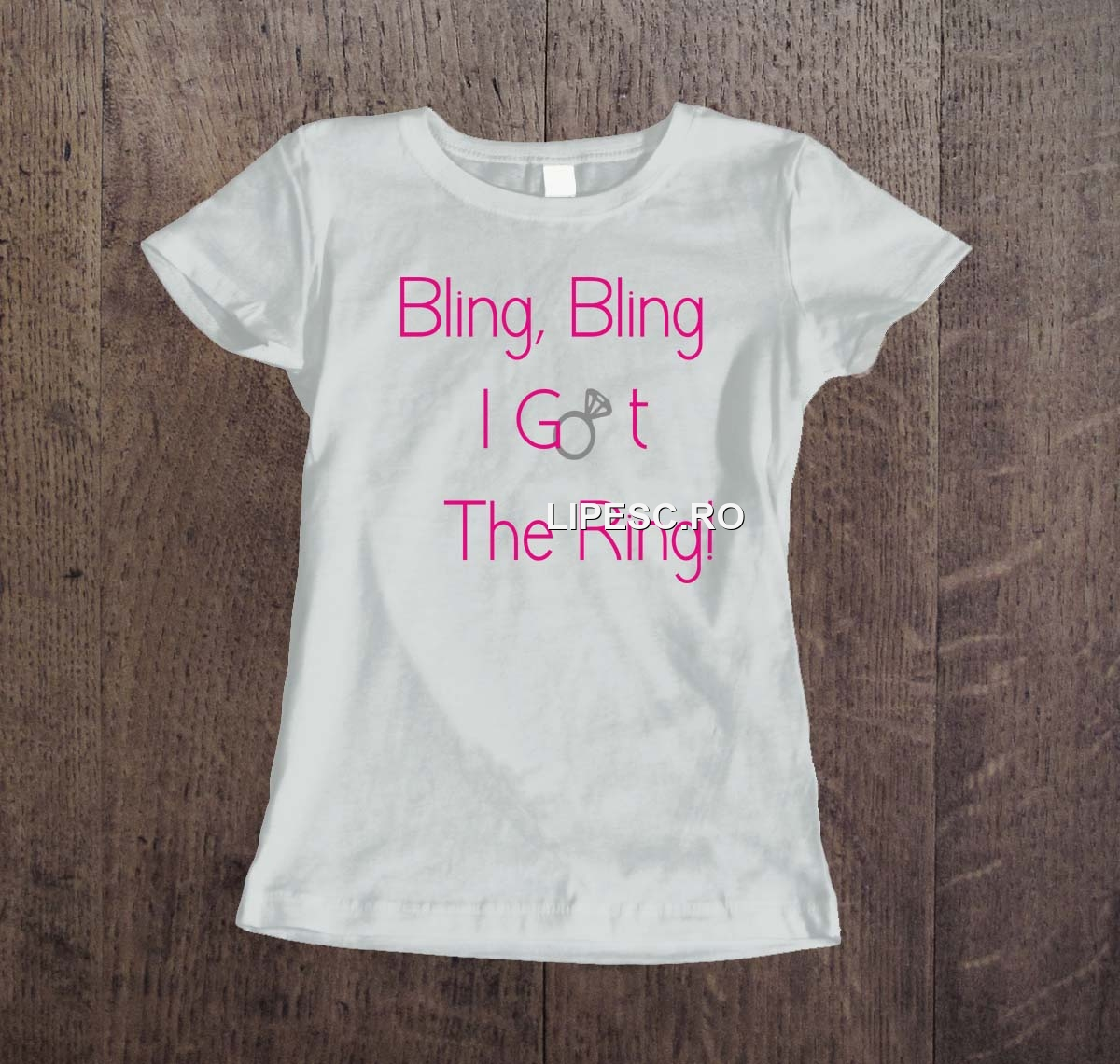 Tricou The ring