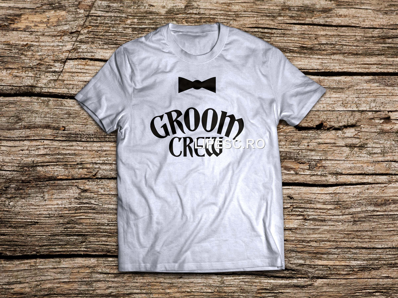 Tricou Groom Crew