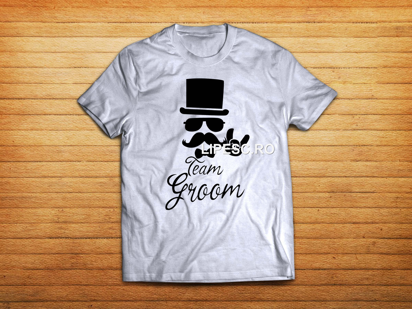 Tricou Team groom
