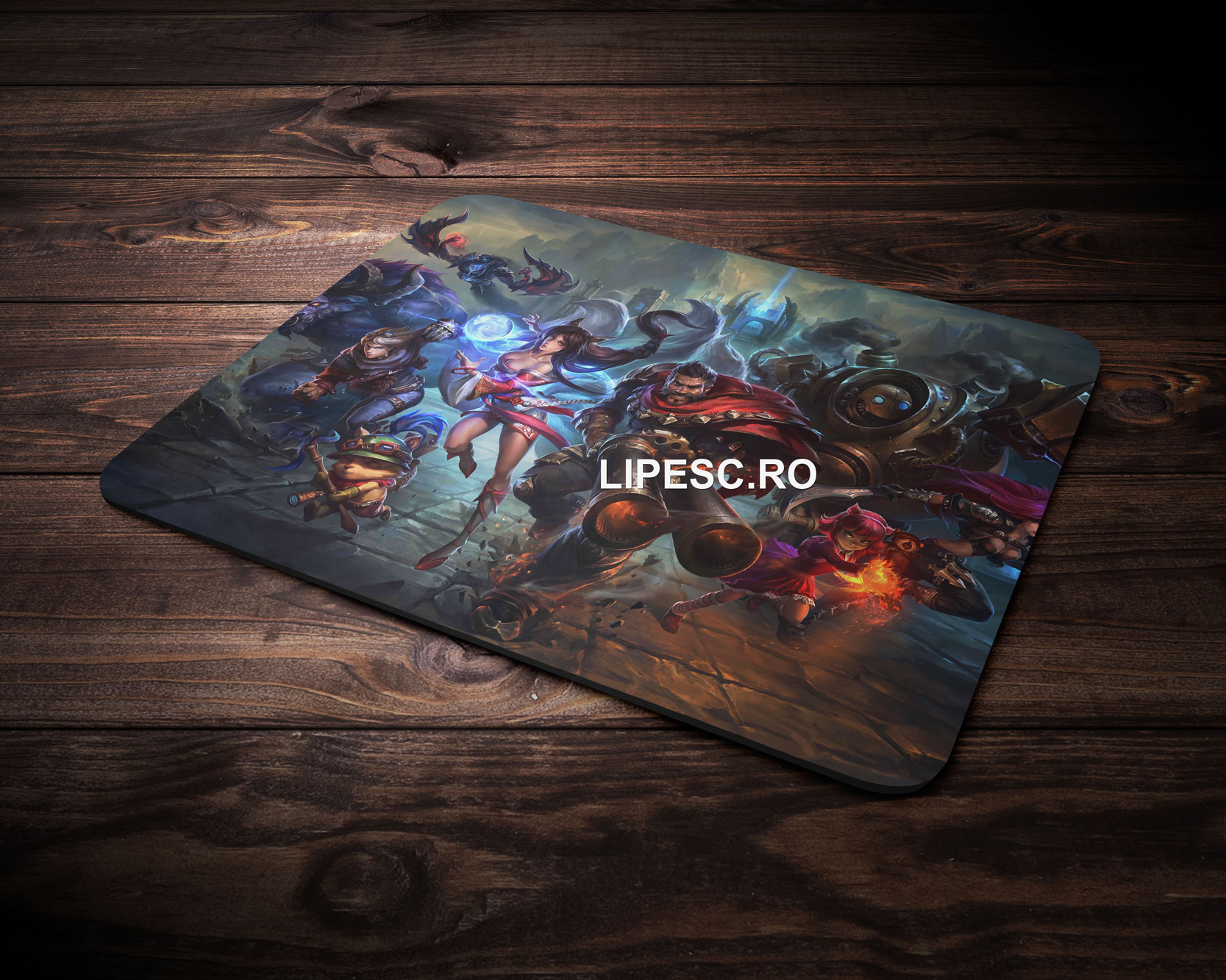 Mousepad Lol