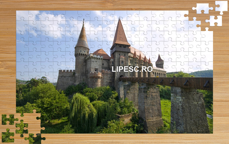 Puzzle Castelul Huniazilor