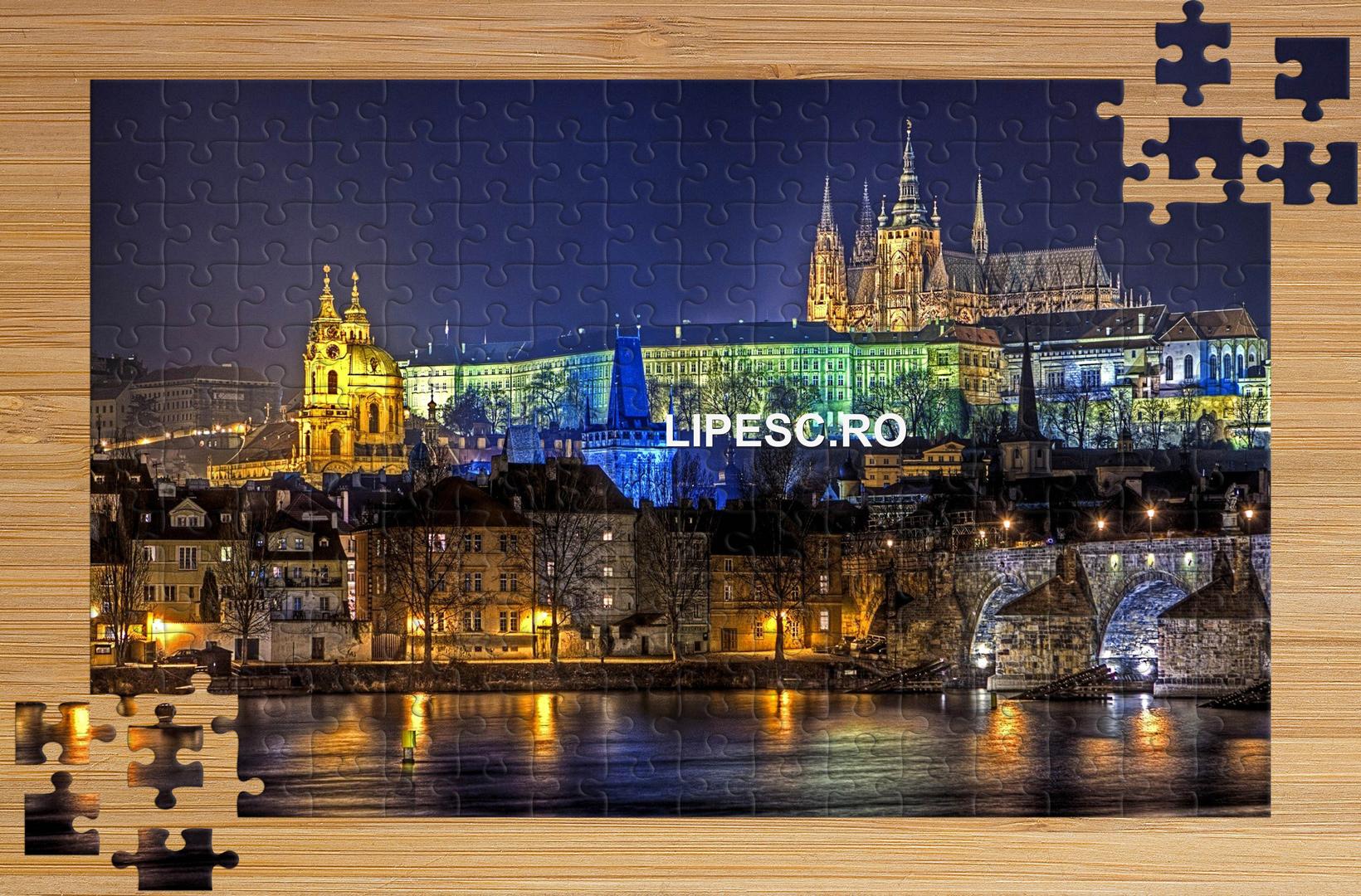 Puzzle Praga