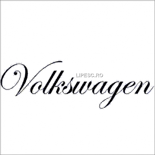 Sticker Volkswagen
