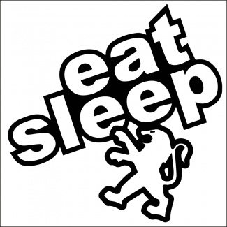 Abtipild eat sleep