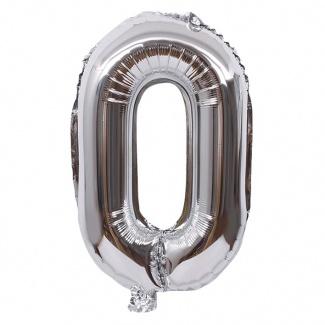 Baloane cifra 0