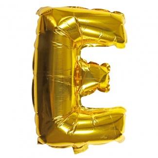 Balon litera E
