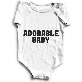 Body personalizat adorable baby