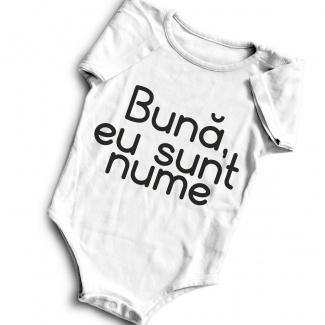 Body personalizat cu numele copilului 2