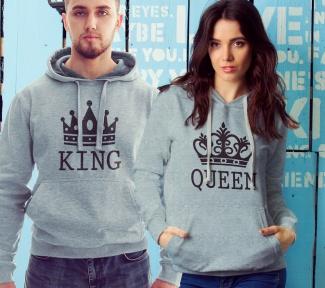Hanorace king&queen