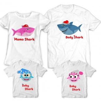 Set 4 tricouri pentru craciun