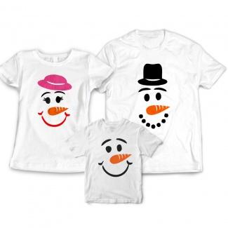 Set tricouri pentru craciun