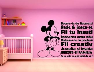 Sticker de perete pentru camera copilului