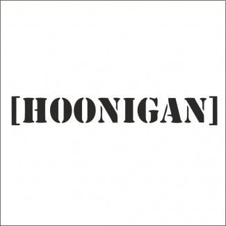 Sticker hoonigan