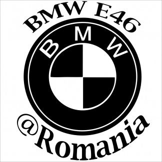 Sticker Bmw E46