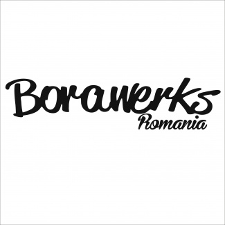 Sticker Borawerks Romania