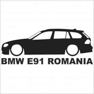 Sticker E91