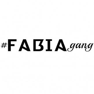 Sticker Fabia gang