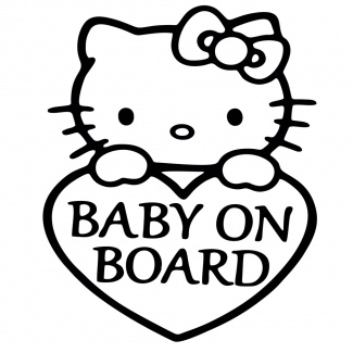 Sticker Hello Kitty