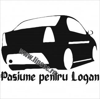 Sticker Logan
