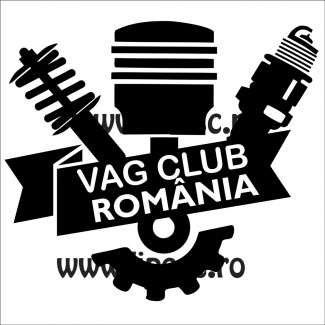 Sticker VAG CLUB ROMANIA
