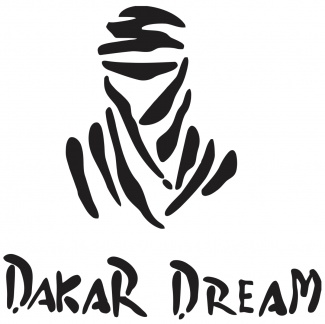 Sticker auto Dakar