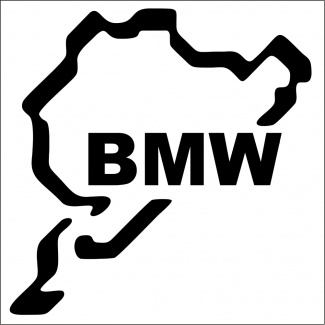 Sticker bmw