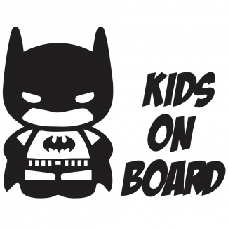 Sticker kids on board