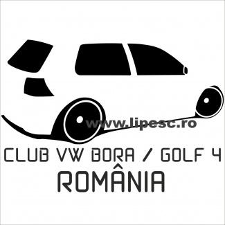 Sticker vw