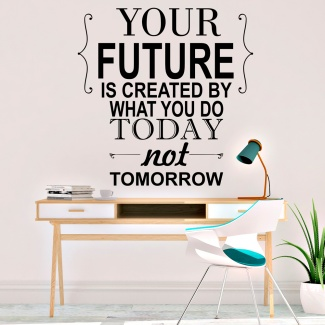 Sticker your future
