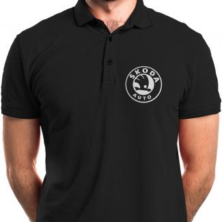 Tricou Polo personalizat Skoda