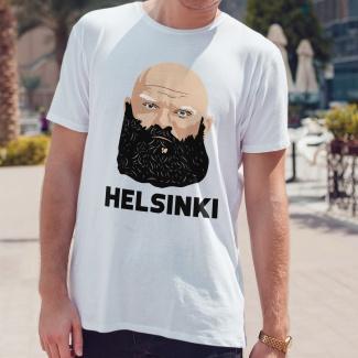 Tricou casa de papel Helsinki