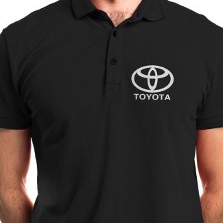 Tricou polo Toyota