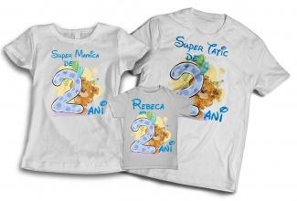 Tricouri aniversare cu nume 2
